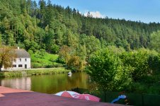 Holiday Home Bohemian Forest JC 0628