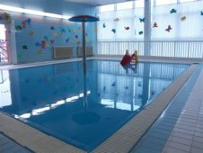 Indoor swimming pool Jilemnice