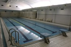 Indoor swimming pool Sportcentrum YMCA Praha