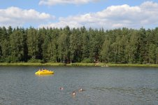 Komorník lake