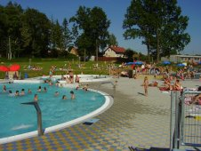 Swimming pool Sobeslav