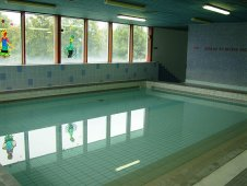 Indoor swimming pool Písek