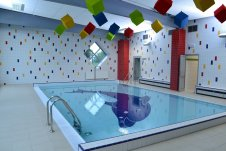 Indoor swimming pool Varnsdorf
