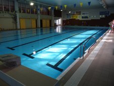 Indoor swimming pool Chrudim