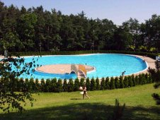 Swimming pool Bažantnice Kladno
