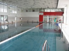 Indoor swimming pool Benešov