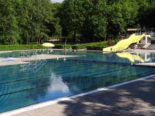 Swimming pool Chrudim