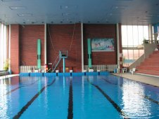 Indoor swimming pool Slavia Praha