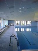 Indoor swimming pool Borovany