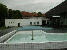 Swimming pool Písek