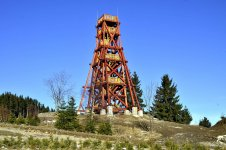 Lookout tower Na Skalce Holčovice